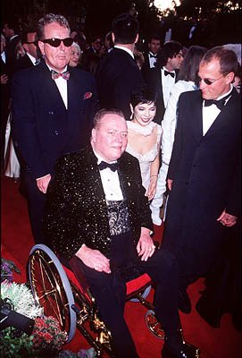 Larry Flynt and Woody Harrelson 69th Annual Academy Awards Los Angeles, CA 3/24/1997