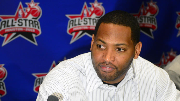 NBA: All Star Game-Saturday Night Participants Press Conference