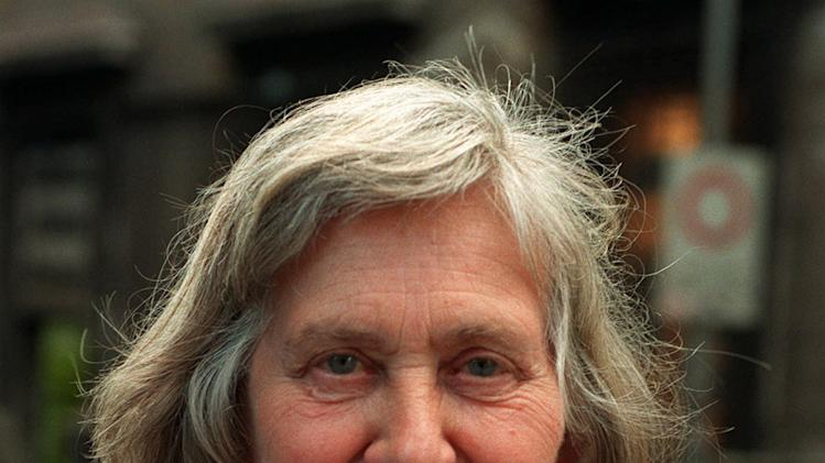 FILE -- June 1996 file photo of Italian astrophysicist Margherita Hack. According to Italian Ansa news agency, Hack died in the night between June, Friday 28 and June, Saturday 29, 2013, in Cattinara, north Italy. (AP Photo)