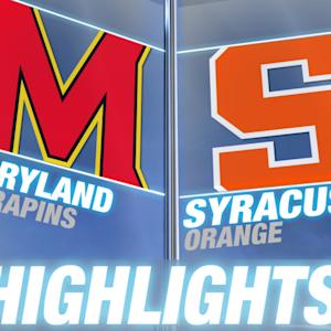 Maryland vs Syracuse | 2014 ACC Football Highlights