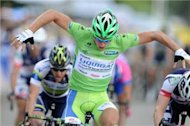 Sagan sustains superb start