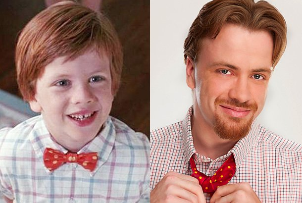 &amp;quot;Problem Child&amp;quot; star Michael Oliver: Then and Now