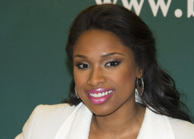 FILE - In this Jan. 10, 2012 file photo, singer and actress Jennifer Hudson attends a book signing in New York. On Wednesday, May 9, 2012, closing arguments are taking place at the Chicago murder trial for William Balfour, Hudson&#39;s ex-brother-in-law who is accused of killing her mother, brother and nephew in October 2008. (AP Photo/Charles Sykes, File)
