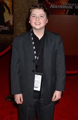 Spencer Breslin at the LA premiere of Touchstone's National Treasure