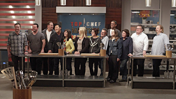 """Top Chef Masters"" premieres Wednesday, 7/24 at 10 PM on Bravo"