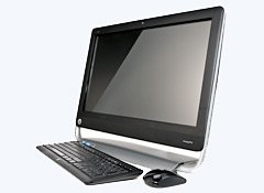 HP TouchSmart 520-1165xt