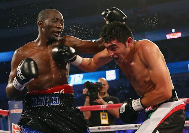 Terrence Crawford vs Alenjandro Sanabria