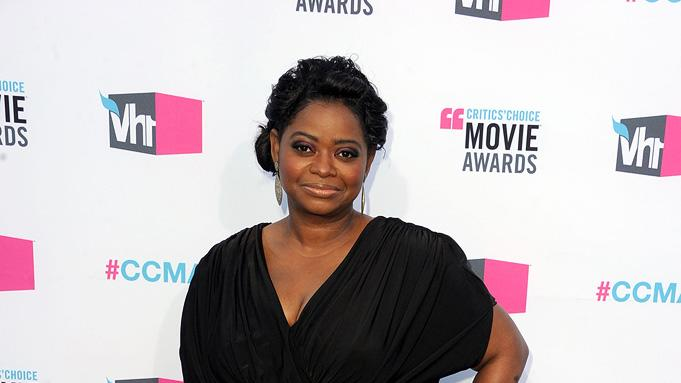 2011 Critics Choice Awards 2012 Octavia Spencer