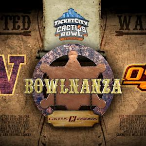 Cactus Bowl: Washington vs Oklahoma State Preview
