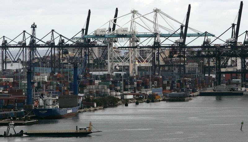 U.S. trade deficit widens as exports sag, imports from China surge