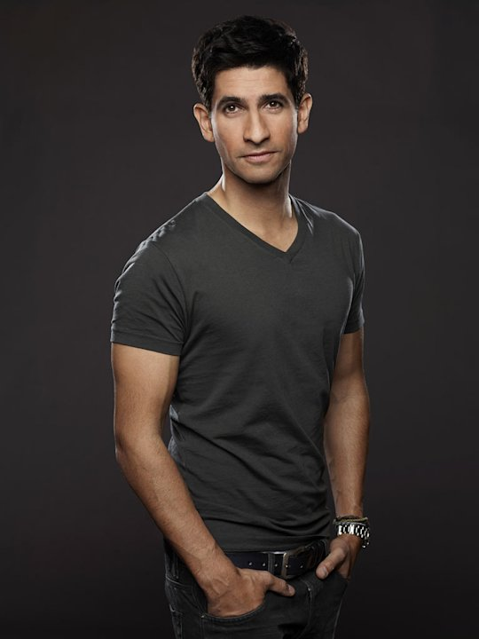 Raza Jaffrey stars as Dev Sundaram in &quot;Smash.&quot;