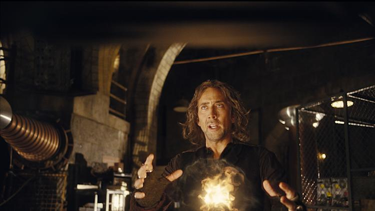 The Sorcerers Apprentice 2010 Walt Disney Pictures Nicolas Cage