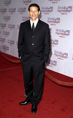 Crispin Glover at the LA premiere of Columbia's Charlie's Angels: Full Throttle