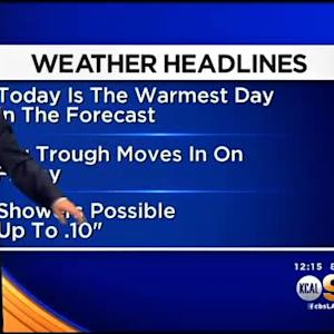Josh Rubenstein's Weather Forecast (Oct. 29)