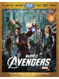 Marvel's The Avengers Box Art