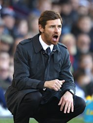 Andre Villas-Boas poised for White Hart Lane job