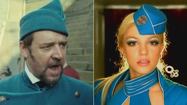 Spears Suggests 'Toxic,' 'Les Mis' Mashup