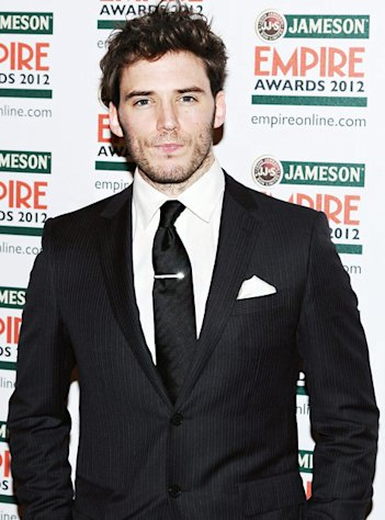 Sam Claflin Cast as Finnick in The Hunger Games: Catching Fire