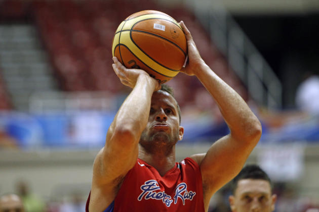 Puerto Rico Basketball