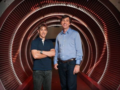 mark pincus and don mattrick new ceo of zynga 1 Former Microsoft CEO Finds Greener Pastures at FarmVilles Zynga