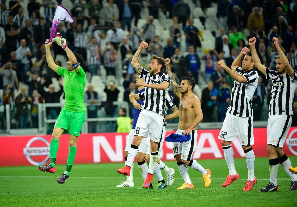 Juve have Champions League semis in sight against goal-shy Monaco