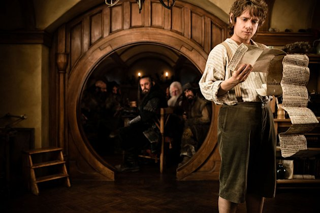 The Hobbit An Unexpected Journey New Line Cinema 2012 Martin Freeman