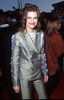 Sandra Bernhard at the Westwood premiere of Twister