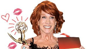 Kathy Griffin: I Might Wear …