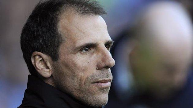 Gianfranco Zola (Reuters)