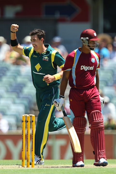Australia v West Indies - ODI Game 1
