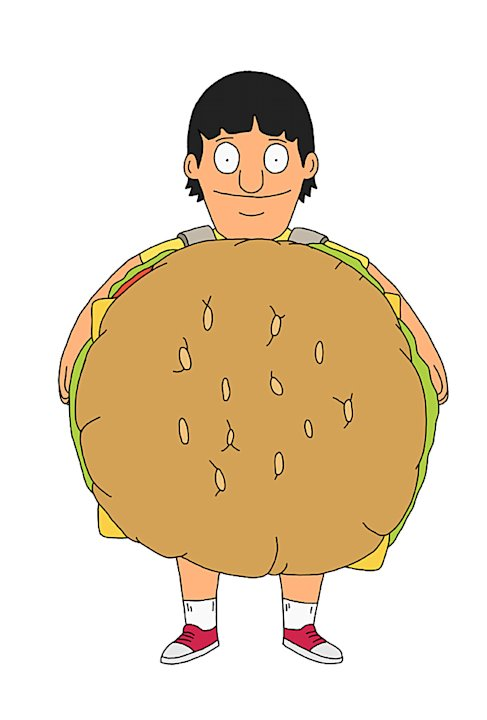 Gene Belcher (voiced by Eugene Mirman) on &quot;Bob's Burgers.&quot; 