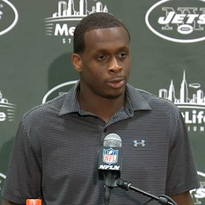 New York Jets quarterback Geno Smith prepared for starting role