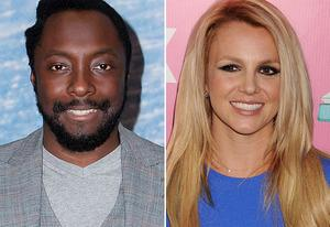 Will.i.am,  Britney Spears | Photo Credits: Gabriel Olsen/FilmMagic;  Jeffrey Mayer/WireImage