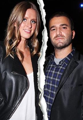 Report: Nicky Hilton, David Katzenberg Split After Four Years