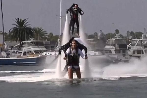 2. On Jet Packs