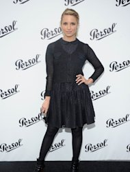 'Glee's' Dianna Agron attends the Persol Magnificent Obsessions: 30 Stories Of Craftmanship In Film event at Museum of the Moving Image in the Queens burough of New York City on June 13, 2012.  -- Getty Images
