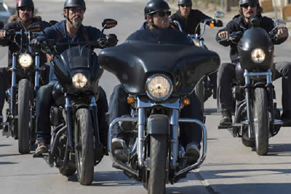 Sons of Anarchy Cast Colette