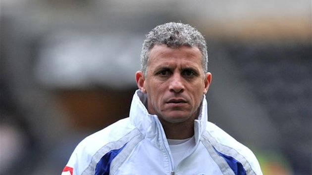 FOOTBALL Keith Curle, pictured here as coach of QPR, who has been named Notts County manager