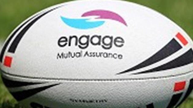 Engage Super League ball