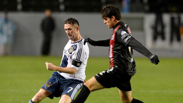MLS: Preseason-Club Tijuana at Los Angeles Galaxy