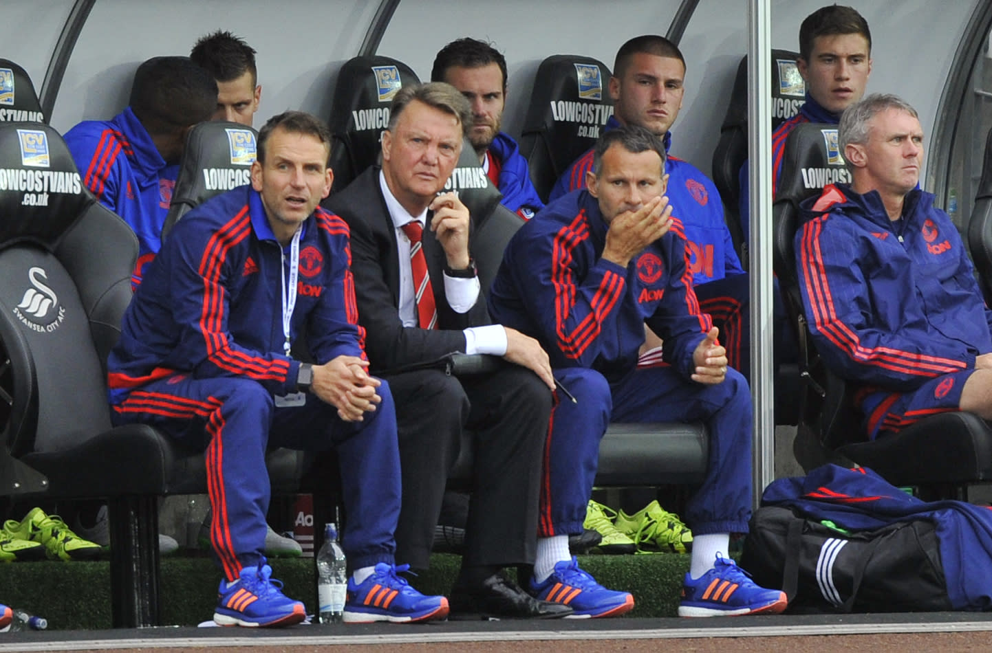 On Sir Alex Ferguson, Abraham Lincoln, Louis Van Gaal and the continuing struggles of Manchester United
