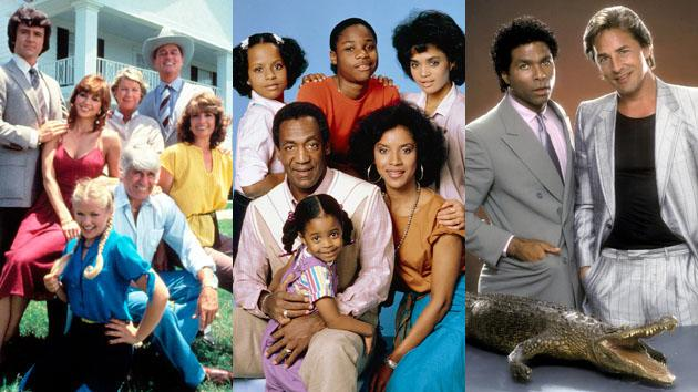 "The '80s: The Decade That Made Us - ""Dallas,"" ""The Cosby Show"" & ""Miami Vice"""