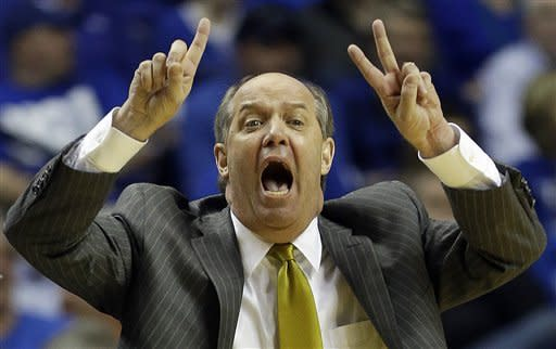 Vanderbilt routs Kentucky 64-48 in SEC tourney