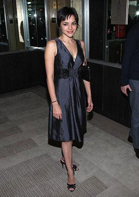 Norah Jones at the New York City premiere of The Weinstein Company's My Blueberry Nights