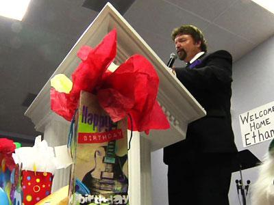 Ala. Church Celebrates Boy's Rescue From Bunker