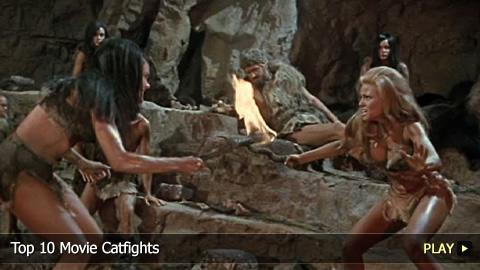 Top 10 Movie Catfights