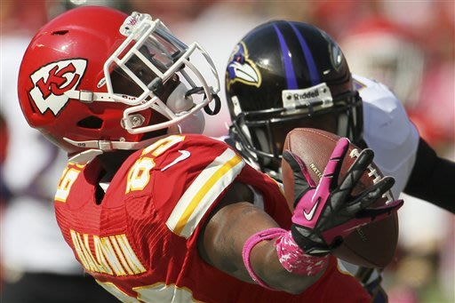 Tucker's field goals lift Ravens over Chiefs, 9-6