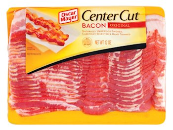 Oscar Mayer Center Cut Bacon