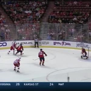 Roberto Luongo Save on Pavel Datsyuk (14:25/1st)