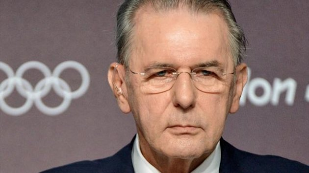 IOC-Boss Rogge sprach mit dem Ringer-Weltverband